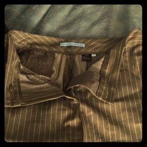 Antonio Melani stripped trousers
